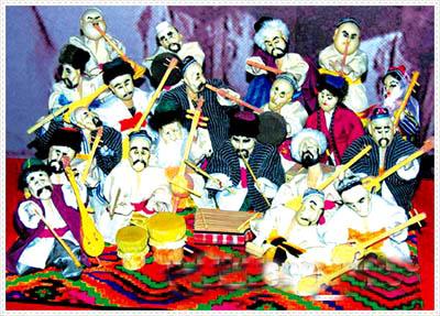 新疆民族乐器(七)
